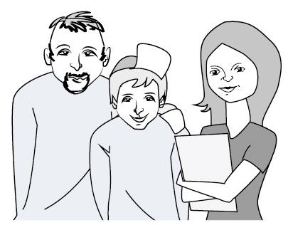 Die Beratungsstelle der FAMILIENHELDEN in Dannenberg bietet begleitete Umgänge nach § 18.3 an
